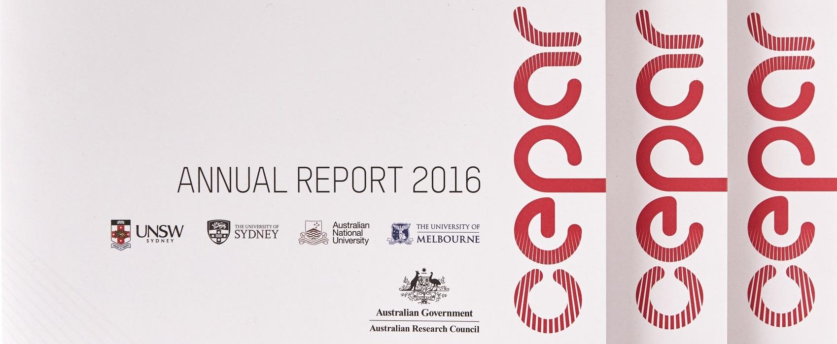 2016 CEPAR Annual Report