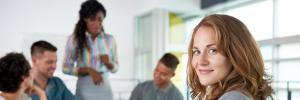 Cepar researchers in the workplace