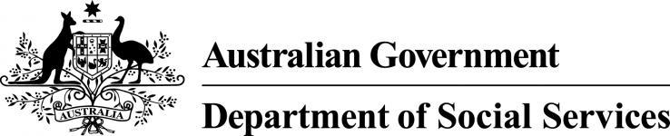 Department of Social Services logo