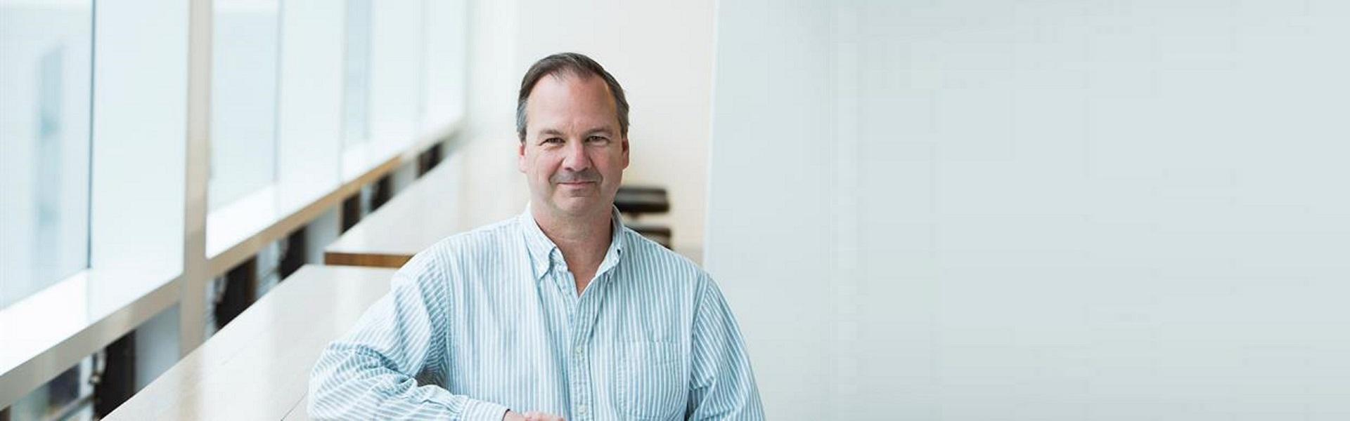 CEPAR Chief Investigator Mike Keane